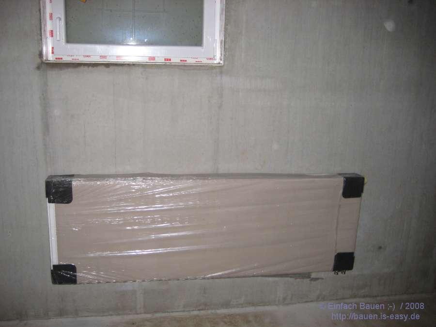 keller heizung und sanit r rohre einfach bauen. Black Bedroom Furniture Sets. Home Design Ideas