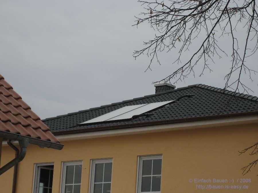 solar auf dem dach und 39 nen tank im keller einfach bauen. Black Bedroom Furniture Sets. Home Design Ideas