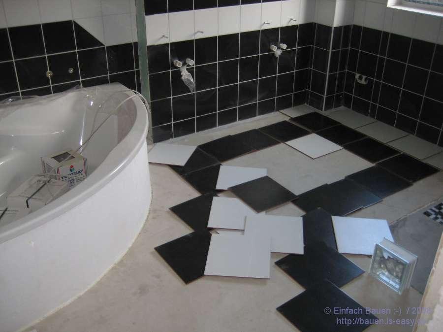 b der b den und weitere fliesen einfach bauen. Black Bedroom Furniture Sets. Home Design Ideas