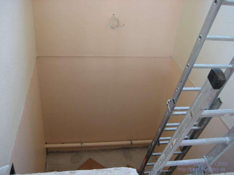 Kellerwand In Farbe Einfach Bauen