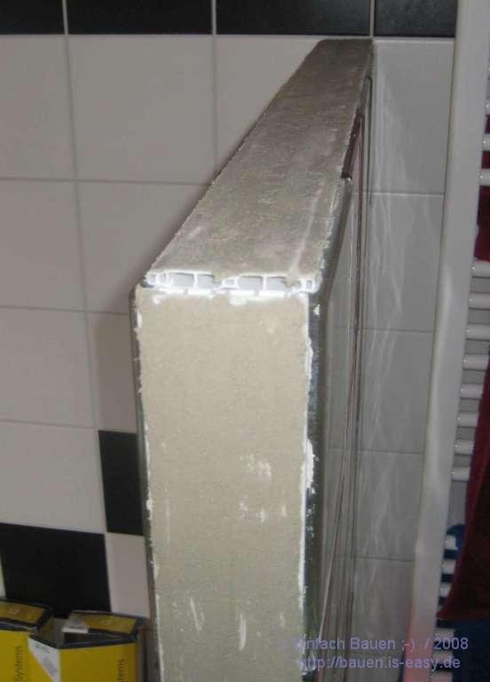 Mosaik Fliesen Dusche Erfahrungen : Glasbausteinwand selbstgemacht – Teil 5 – Einfach Bauen ;-)
