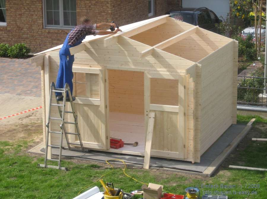 wir bauen noch ein haus einfach bauen. Black Bedroom Furniture Sets. Home Design Ideas